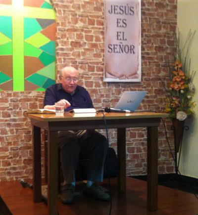 david morse predica bailen octubre 2013